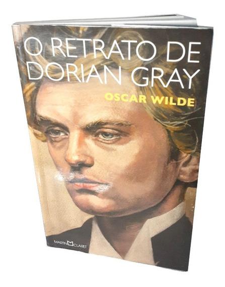 O Retrato De Dorian Gray Livro Oscar Wilde