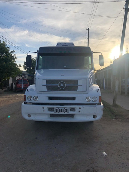Mercedes Benz 1624 Mod 2010 Tractor Blanco Electronico