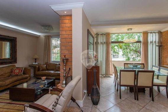 Casa Com 3 Dormitórios À Venda, 190 M² Por R$ 2.600.000,00 - Vila Mariana - São Paulo/sp - Ca0106
