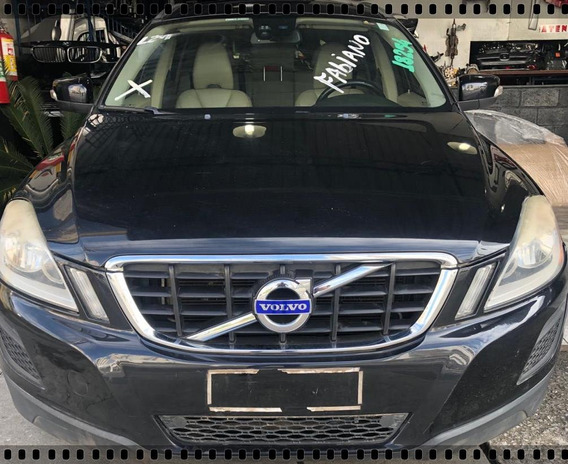 Sucata Volvo Xc60 T5 2011 Motor Cambio Suspensão Só Peças
