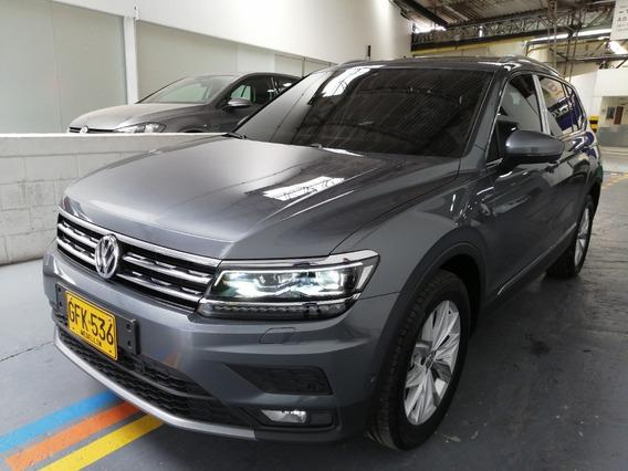 Volkswagen Tiguan Comfortline 2019 Demo Tablero Digital