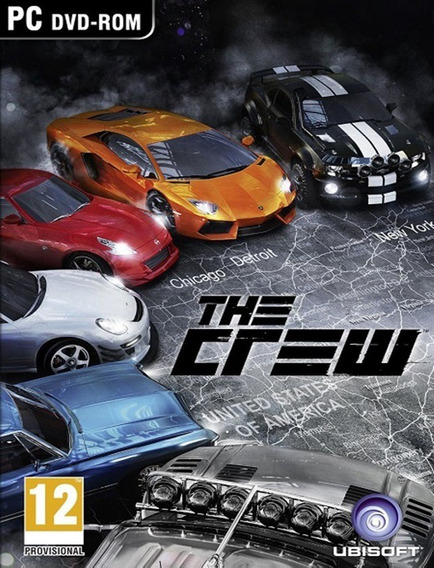 The Crew Pc - Uplay Key (envio Flash)