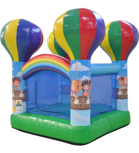 Pula Pula Super Balões Com Motor Soprador