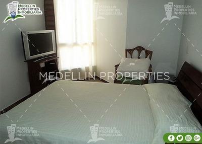 Arrendamientos De Apartamentos Baratos En Medellín Cód: 4287