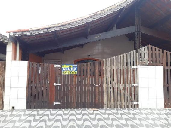 Casa 2 Dormitórios Para Locação Definitiva Vila Mirim Praia Grande - Ca0841
