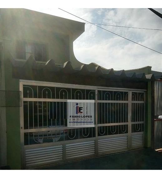 Sobrado A Venda No Bairro Vila Homero Thon Em Santo André - - 1457-1