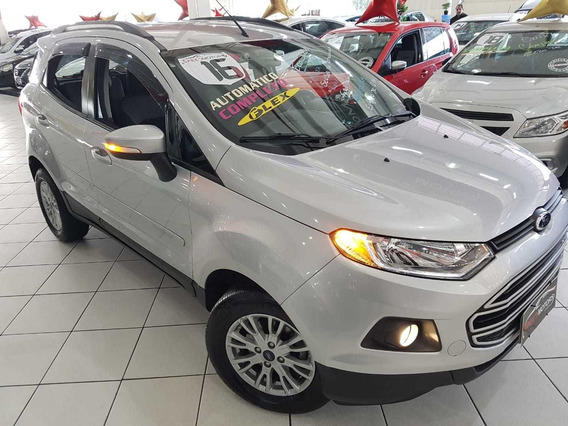 Ford Ecosport 1.6 16v Se Flex Powershift 5p 2016