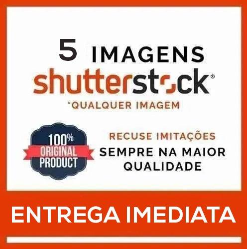 5 Shutterstock Imagens / Vetores - Resolução Alta