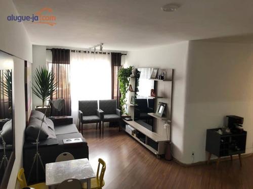 Apartamento Com 3 Dormitórios À Venda, 96 M² Por R$ 479.000,00 - Vila Adyana - São José Dos Campos/sp - Ap10811