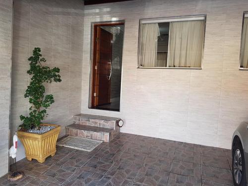 Casa Em Campo Limpo, Americana/sp De 150m² 3 Quartos À Venda Por R$ 480.000,00 - Ca783728