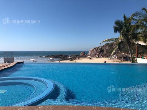 Residencia Con Acceso A Playa Y Alberca En Mazatlan