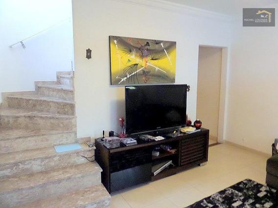 Sobrado Com 3 Dormitórios À Venda, 112 M² Por R$ 530.000,00 - Vila Alpina - São Paulo/sp - So0511