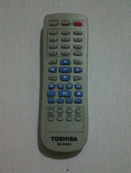 Control Remoto Dvd Toshiba