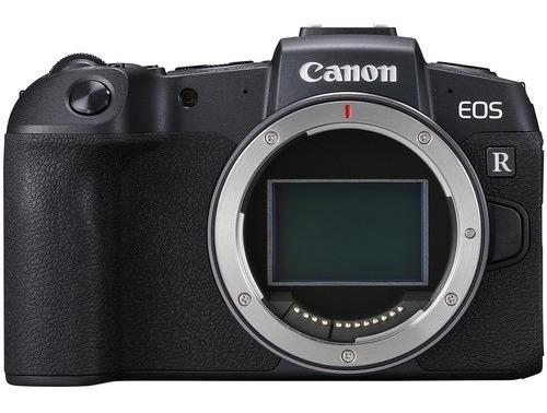 Canon Eos Rp Digital Camera Com Adaptador Ef-eos R + Bateria