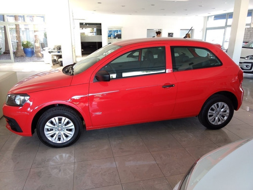 Volkswagen Gol Trend 1.6 Trendline 101cv Borda