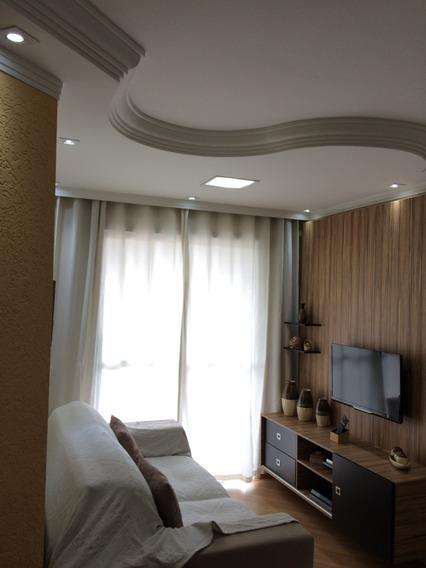 Venda De Apartamento 50m2 - Vila Carmosina/itaquera
