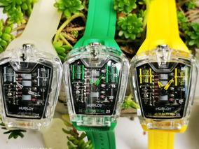 Reloj Big Bang Ferrari Varios Colores Precio Pza