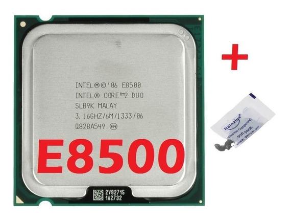 Cpu Core 2 Duo E8500 3,16 Ghz