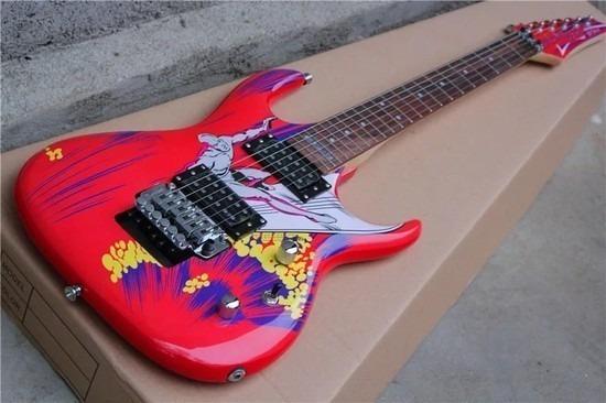 Guitarra Ibanez Js20th Joe Satriani Series Sob Encomenda
