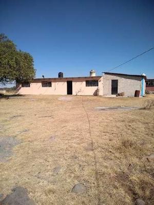 Casa En Santiago Tlautla, Tepeji Ocampo