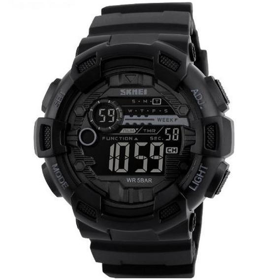 Relógio Skmei 1243masculino Militar Digital A Prova D