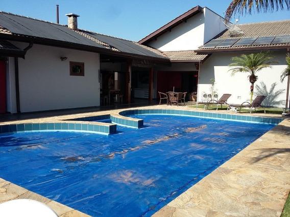 Casa Com 3 Dormitórios Para Alugar, 450 M² Por R$ 7.000/mês - Condomínio Vista Alegre - Sede - Vinhedo/sp - Ca2339