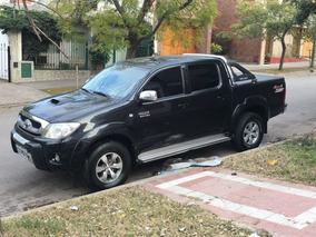 Toyota Hilux 2009 3.0 I Srv Cab Doble At 4x4 Modelo Nuevo