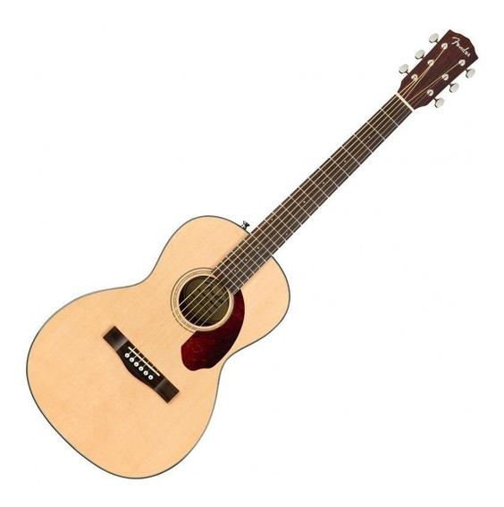 Guitarra Electroacustica Fender Cp140se Nat Parlor C/fishman