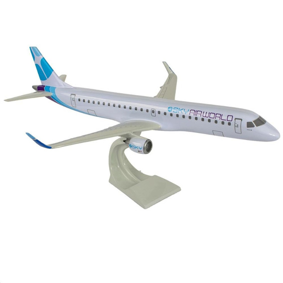 Maquete Embraer 190 Sky Airworld