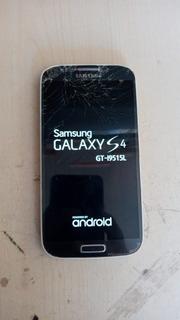 Celular Samsung Galaxy S4 Gt-i9515l 16gb Funcionando