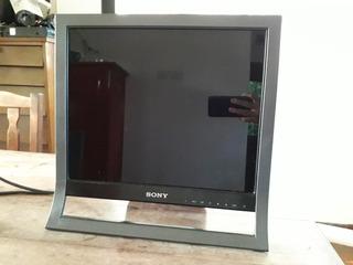 Monitor Sony 17