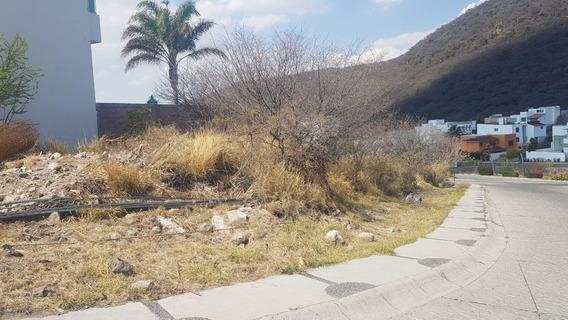 Terreno En Venta. Cumbres Del Cimatario, Queretaro. Rtv200312-nv