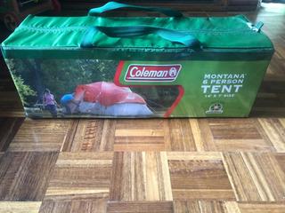 Carpa Coleman Montana 6 Personas Tent