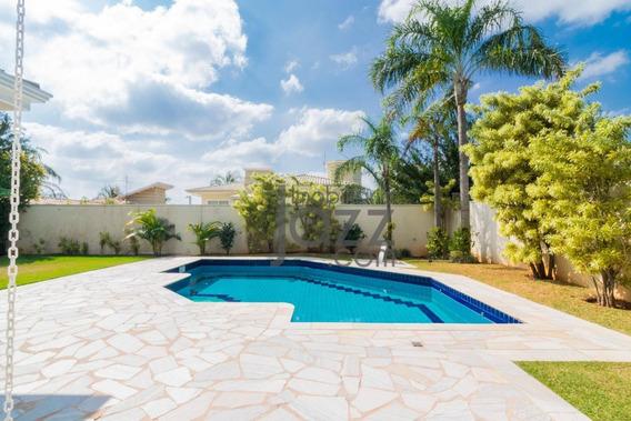 Casa Alphaville Campinas - Ca5118