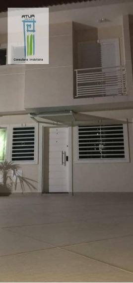 Sobrado Com 2 Dormitórios À Venda, 57 M² Por R$ 380.000,00 - Parque Mandaqui - São Paulo/sp - So0321