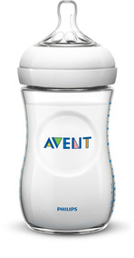 Avent - Biberon Natural 2.0 De 260 Ml