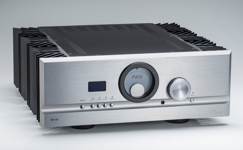 Amplificador Integrado Pass Labs Int-60 220v