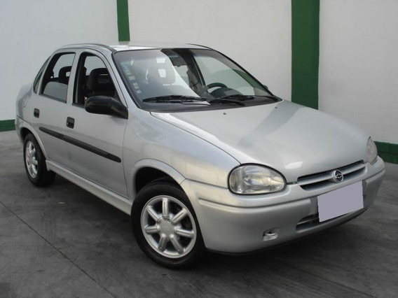 Chevrolet Corsa Sedan Gl 1.6 1999