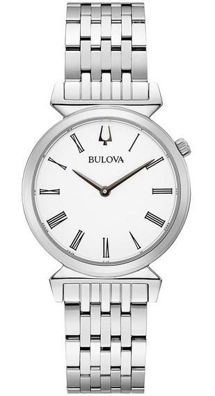 Reloj Bulova Regatta Original Para Dama Envio Gratis 96l275