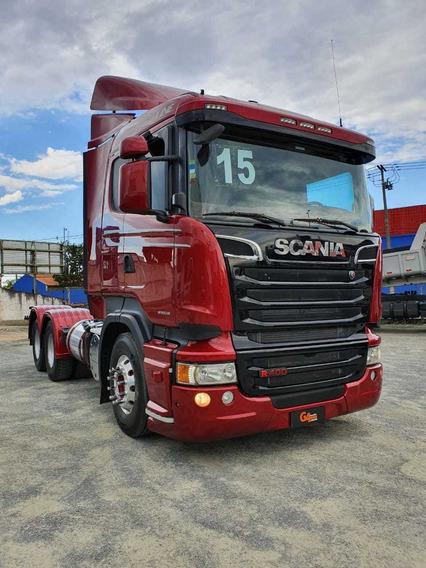 Scania R 400 6x2 15/15