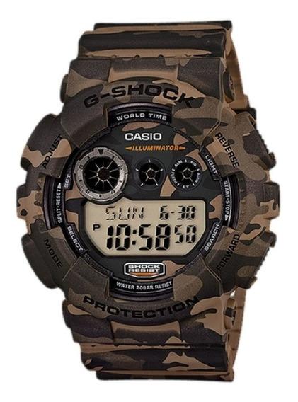 Relógio Masculino Casio G Shock Gd-120cm-5dr 3427