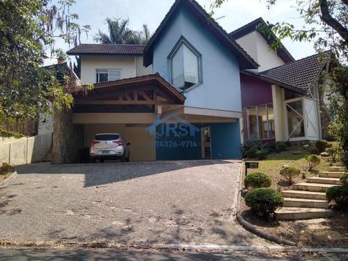 Nova Higienópolis Casa Com 4 Dormitórios À Venda, 370 M² Por R$ 1.435.000 - Jardim Do Golf I - Jandira/sp - Ca0512