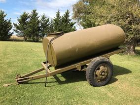 Trailer Tanque Cisterna