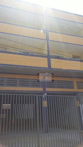 Salão Comercial De 250 M Com Mezanino De 50m  Jd. Ipanema - Sl0035