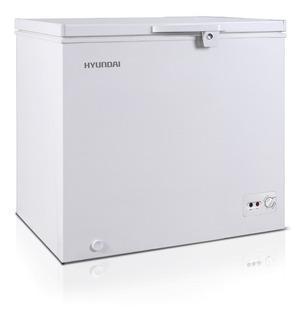 Congelador Hyundai - Horizontal 288 Litros - 110v