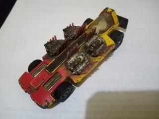 Corgi Toys Vintage Whizz Wheels Adams Drag Star Britain