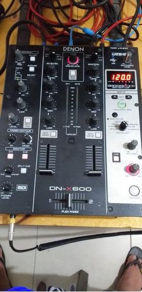 Mixer Denon Dn-x600