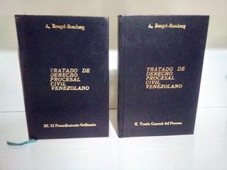 Libros De Derecho Civil Y Procesal Civil