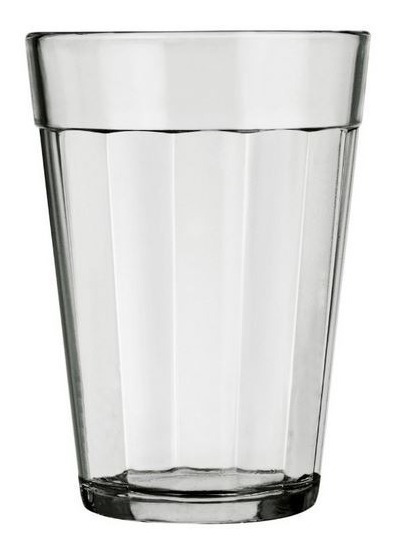 Vaso Americano Nadir 190 Ml Vidrio Caja X 24 Unid