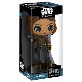 Funko Wobblers: Star Wars Rogue One - Jyn Erso